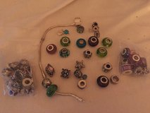 Charms Crystal and glass beads  and bracelet in Ramstein, Germany