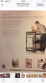 Stokke changing table NEW and never used!! in Ramstein, Germany