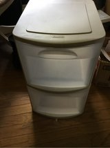 Sterilite 2 Drawer Containers in Clarksville, Tennessee