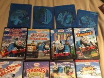Found a good home!// Thomas the Tank Engine DVD collection in Ramstein, Germany