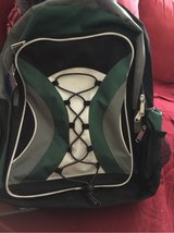 New Green And Black Backpack in Clarksville, Tennessee