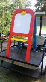 Childs chalk/dry erase board 2 sided in Fort Polk, Louisiana