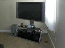 "Hitachi 42HDS69 42"" UltraVision® high-definition plasma TV and stand in Fort Carson, Colorado"