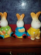 LITTLE BUNNY FIGURINES in Kansas City, Missouri