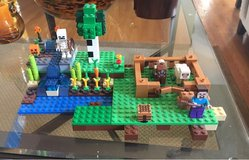 "Lego Minecraft ""The Farm"" in Bolingbrook, Illinois"