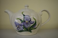 Purple Iris Teapot in Warner Robins, Georgia