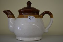 3 Tone Earthenware Teapot in Warner Robins, Georgia