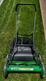 "SCOTTS 20"" REEL PUSH MOWER in Temecula, California"