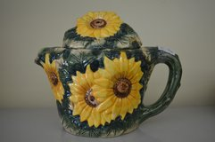 Sunflower Teapot in Warner Robins, Georgia