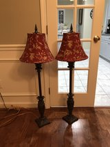 Buffet table lamps in Fort Gordon, Georgia