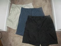Men's size 34 shorts in Columbus, Georgia