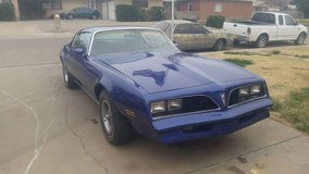 Fire sale on my1978 Firebird in Rosenberg, Texas