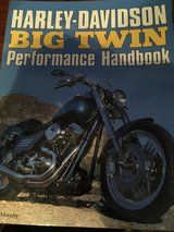 Harley Davidson Big Twin Performance Hand Book in Fort Knox, Kentucky