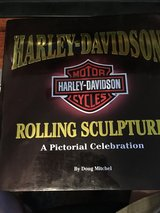 Harley-Davidson Rolling Sculpture in Fort Knox, Kentucky