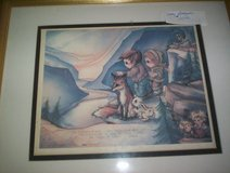 Jody Bergsma Framed & Matted Print in Spring, Texas