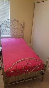 Enchanted princess twin bed frame in Beaufort, South Carolina