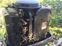 "1998 Mercury 125 hp off shore  25"" shaft motor in Goldsboro, North Carolina"