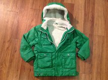 Size 5/6 Boys Winter Jacket H and M brand. in Fort Carson, Colorado