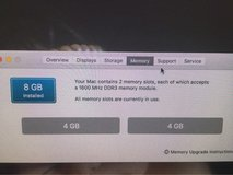 """21.5"""" iMac w/ 1TB HD in Fort Campbell, Kentucky"""