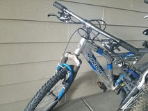 used two 24 inch frame MT bike for youth ($20 each) in Fort Carson, Colorado