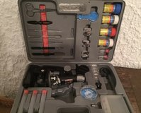 Microscrope Set in Ramstein, Germany