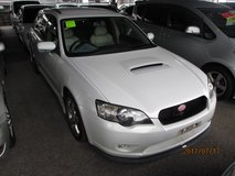 2004 Subaru Legacy Wagon Turbo - Instant Approval for 0% Financing! in Okinawa, Japan