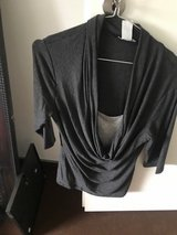 Black and Grey Blouse in Wiesbaden, GE