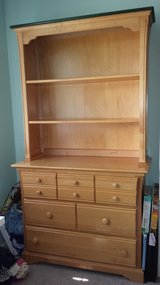 3-Drawer Dresser with Hutch in Westmont, Illinois