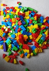 Reduced:  Mega Bloks (Huge Lot) in Schaumburg, Illinois