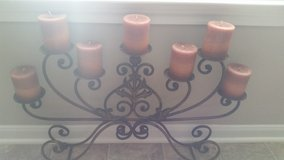 Candle holder in Conroe, Texas