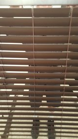 FAUX WOOD BLINDS in 29 Palms, California