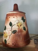 American Bisque Butter Churn Cookie Jar in Lockport, Illinois