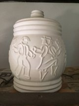 Rare Red Wing Dancing Peasant Cookie Jar in Westmont, Illinois