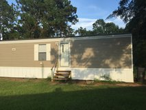 New 2 bedroom 2 bath trailer for rent. in Fort Polk, Louisiana