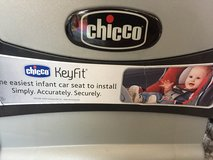 Chicco Keyfit 30 Infant Carseat(s) in Lakenheath, UK