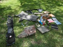 PARTS FOR 1966 FORD MUSTANG, front valance, radiator support in Huntsville, Texas