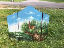 Fireplace screen/cover in Cadiz, Kentucky