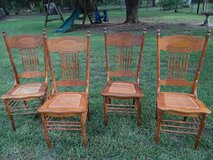 ANTIQUE LARKIN #1 OAK CHAIRS in Conroe, Texas