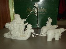 Dept. 56 - Snowbabies - Sleigh Ride - Icy Igloo in Glendale Heights, Illinois