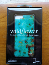 IPhone 7 case. Brand is Wild/flower in Fort Campbell, Kentucky