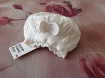 New with Tags the H&M Knit Beret, size 2-6 months in Palatine, Illinois