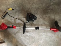 Troy Bilt 20V Lithium Ion Trimmer Model TB57 in Kingwood, Texas