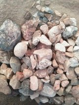 LANDSCAPEING STONES in Yucca Valley, California