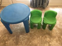Little Tikes Kids Table and Chairs in Little Rock, Arkansas