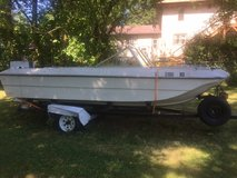 Boat & Trailer in Joliet, Illinois