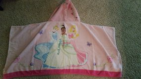 Disney Princess hooded towel in The Woodlands, Texas
