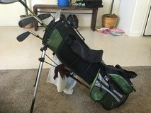 Boys golf clubs - left handed in Alamogordo, New Mexico