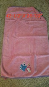 Disney Princess beach/bath towel in The Woodlands, Texas