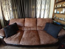 Couch and recliner/rocking chair in Yucca Valley, California