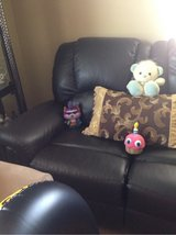 very nice couch with recliners. in Fort Campbell, Kentucky